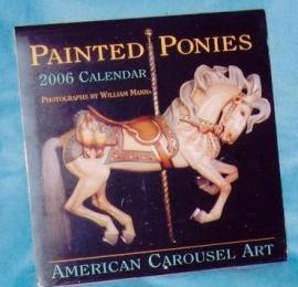 2006 Painted Ponies calendar