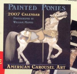 2007 Painted Ponies calendar