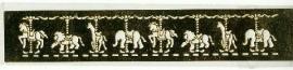 Brass Embossing Stencil-animals