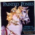2012 Painted Ponies carousel calendar