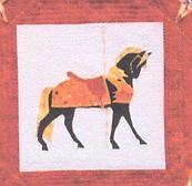 Carousel Critters Illions Horse