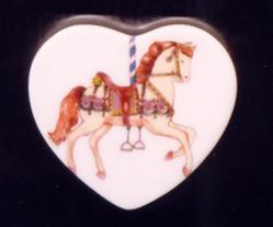 Heart Magnet Plain