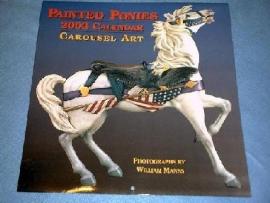 2003 Painted Ponies calendar