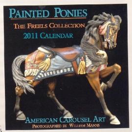2011 Painted Ponies calendar
