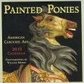 2015 Painted Ponies carousel calendar