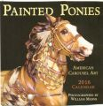 2016 Painted Ponies Carousel Calendar