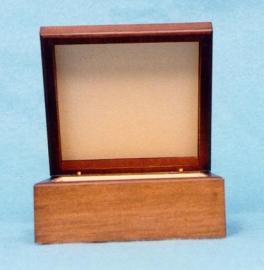 Wood box 4 x 4