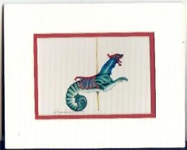 Herschell Spillman Sea Monster