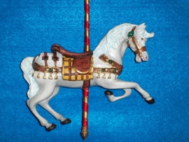 Smithsonian Looff Horse