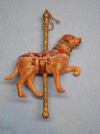 St Bernard Caorusel Ornament