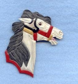 Dentzel Horse Head