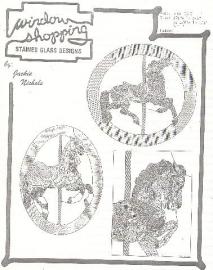 3 Carousel Horse Patterns