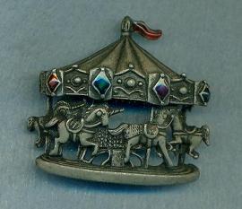 Carousel Pin