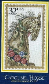Stamp Cross Stitch Kit