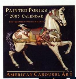2005 Painted Ponies calendar